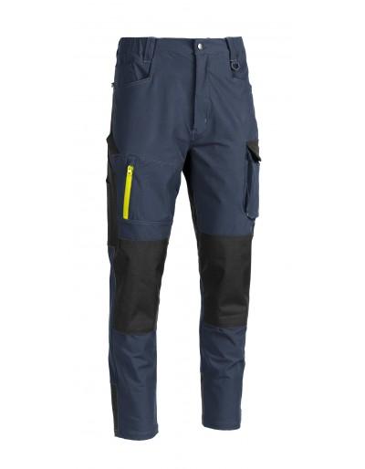 Pantalone Stretch Blue