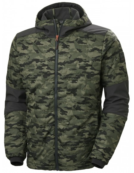 Giacca KENSINGTON HOODED...