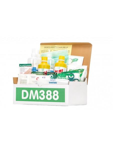 Reintegro base DM 388 D.L. 81